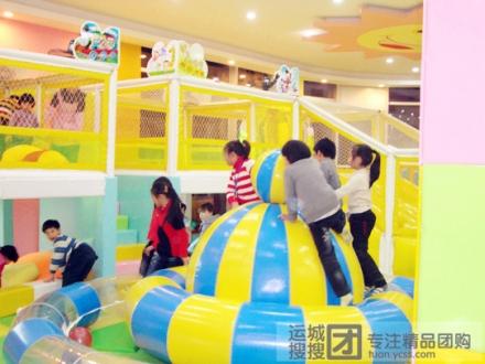 泡泡堂儿童室内游乐园